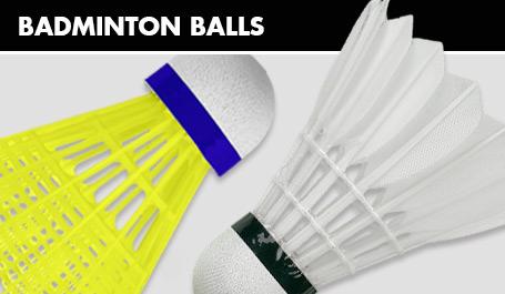 badminton-baelle