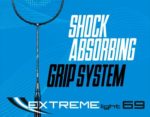 Oliver Badmintonschl/äger Extreme 69